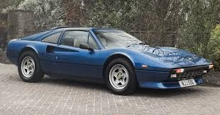 308 gts qv for sale 308 gts qv with a v12 heading to auction