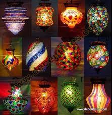 Mosaic Pendant Lighting by Glass Mosaic Lamp Mosaic Pendant Decorative Pendant Light Pendant