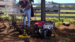 honda eg series generators youtube