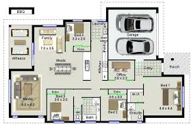 four bedroom simple four bedroom house plans stunning simple 4 bedroom house