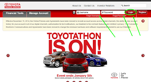 toyota financial car payment searchaio toyota financial pay my bill