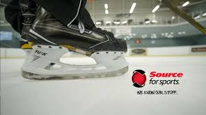 review bauer supreme 1s hockey skates source for sports youtube