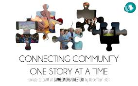 help caam connect community one story at a time u2013 donate by dec