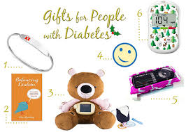 gifts for diabetics gift ideas for with diabetes six until me diabetes
