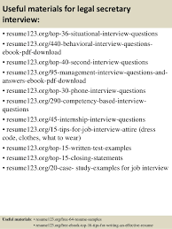 Sample Resume For Legal Secretary by Top 8 Board Secretary Resume Samples In This File You Can Ref