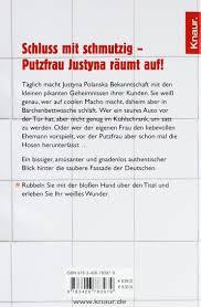 Schlafzimmerm El Aus Polen Unter Deutschen Betten Eine Polnische Putzfrau Packt Aus Amazon