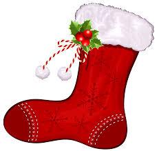 printable christmas stockings clipart 64