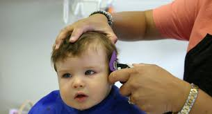 cutting boy hair with scissors parents say when your child hates haircuts babycenter