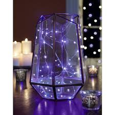 Buy the Apothecary & pany™ Decorative String Lights Purple at