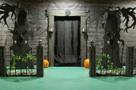 How To Decorate Home For Halloween Black Halloween Interior Decorating For White Bedroom Wall Over