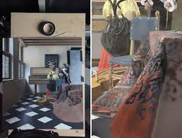 Do They Still Use The Electric Chair Vermeer U0027s Secret Tool Testing Whether The Artist Used Mirrors And