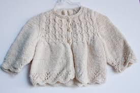baby sweaters handknit smocked baby sweater in handspun merino wool silk