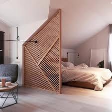 cloison separation chambre 8 astuces pour séparer un lit dans une pièce ouverte séparer