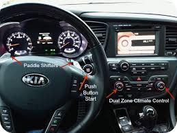 Optima Kia Interior 2013 Kia Optima Sx Review Turbocharged Domestic Executive Online