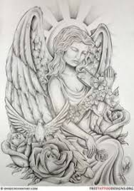 angel tattoo designs tattoo designs and templates