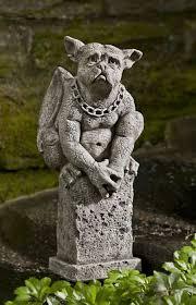 80 best garden gargoyles images on garden statues