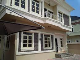 House With Carport For Sale Brand New And Superbly Finished 5 Bedroom Detached House