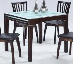 Extending Wood Dining Table Dinning Expandable Console Dining Table Extending Dining Table And