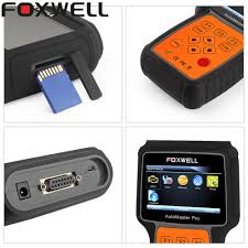 foxwell nt614 4 system scanner engine abs airbag transmission oil
