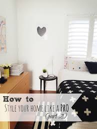 how to style your home like a pro part 2 u2014 the little design corner