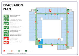 evacuation floor plan template fire safety evacuation plan sle evacuation floor plan safety