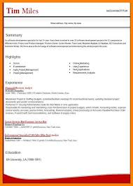 Business Analyst Roles And Responsibilities Resume 10 Cv Resume Format Childcare Resume