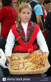 croatian national costume thanksgiving day of ethnic and national