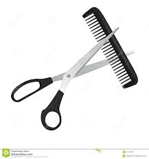 hair cutting tools stock photo image 50064044