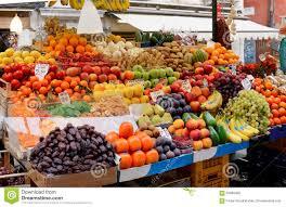 food market in europe stock photo image 63969460