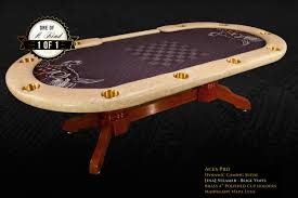used poker tables for sale chair bbo jungleboogie rockwell poker game table ishowroom