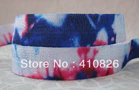elastic ribbon wholesale q n ribbon wholesale oem 5 8inch 1419005 folded elastic foe