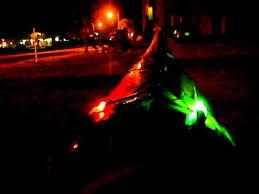 Kayak Night Lights Tek Tite Nav Lites On My Sea Kayak Youtube