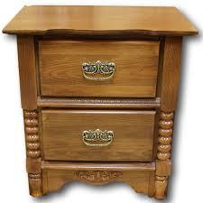 nightstand unfinished wood nightstand bernhardt nightstands