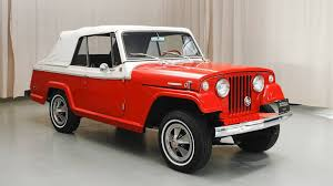 1948 willys jeepster 1968 jeepster convertible review gallery top speed