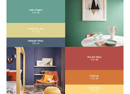 behr 2017 color trends behr interiors and living rooms