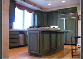 painting kitchen cabinets two different colors ugly kitchen