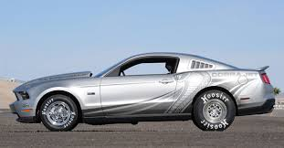 sema 2009 ford unveils 2010 mustang cobra jet now with optional