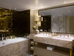 Hotel Bathroom Mirrors by Royal Suite At Intercontinental London Park Lane Designed By Hba