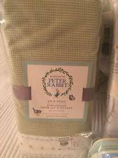 Peter Rabbit Pottery Barn Beatrix Potter Crib Ebay