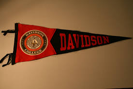 Triangle College Flags Davidson College