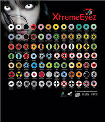 mesmereyez mesmereyez xtreme eyez halloween contacts 1 day