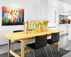 modern dining table centerpieces creative of modern dining room centerpieces with dining room table