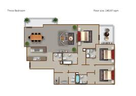 view abu dhabi offers studio 1 2 and 3 bedroom apartments