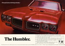Gto Horsepower Stock 1970 Pontiac Gto The Humbler Hagerty Articles