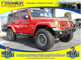 jeep owner our jeep world premier chrysler jeep of placentia