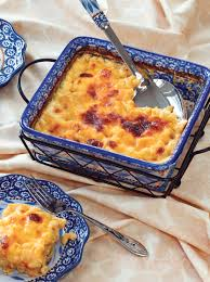traditional baked macaroni and cheese recipe from temp tations