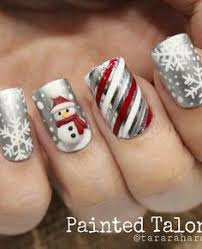 50 festive christmas nail art ideas manicure and inspiration