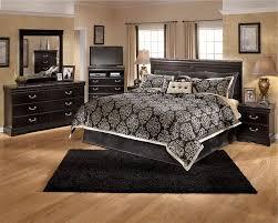 Modern Black Bedroom Furniture Find Your Identity With Black Bedroom Furniture Small Black Large