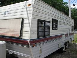 1989 fleetwood terry resort 26g travel trailer rutland ma manns