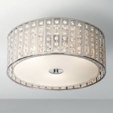 Modern Ceiling Light Fixtures by Possini Euro Crystal Strands 15 3 4